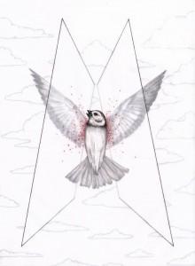 Florin Pantilimon - Empty letters