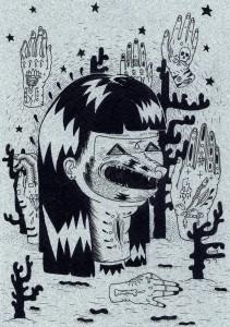 Mimi Ciora - Grădina de mâini
