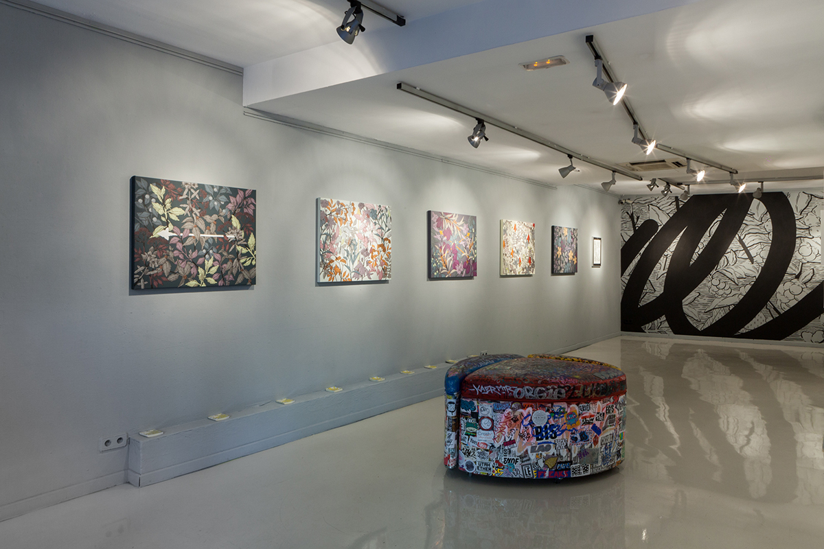 Pastel Interieur Barcelona : Pastel elian fallas @ montana gallery barcelona the re:art