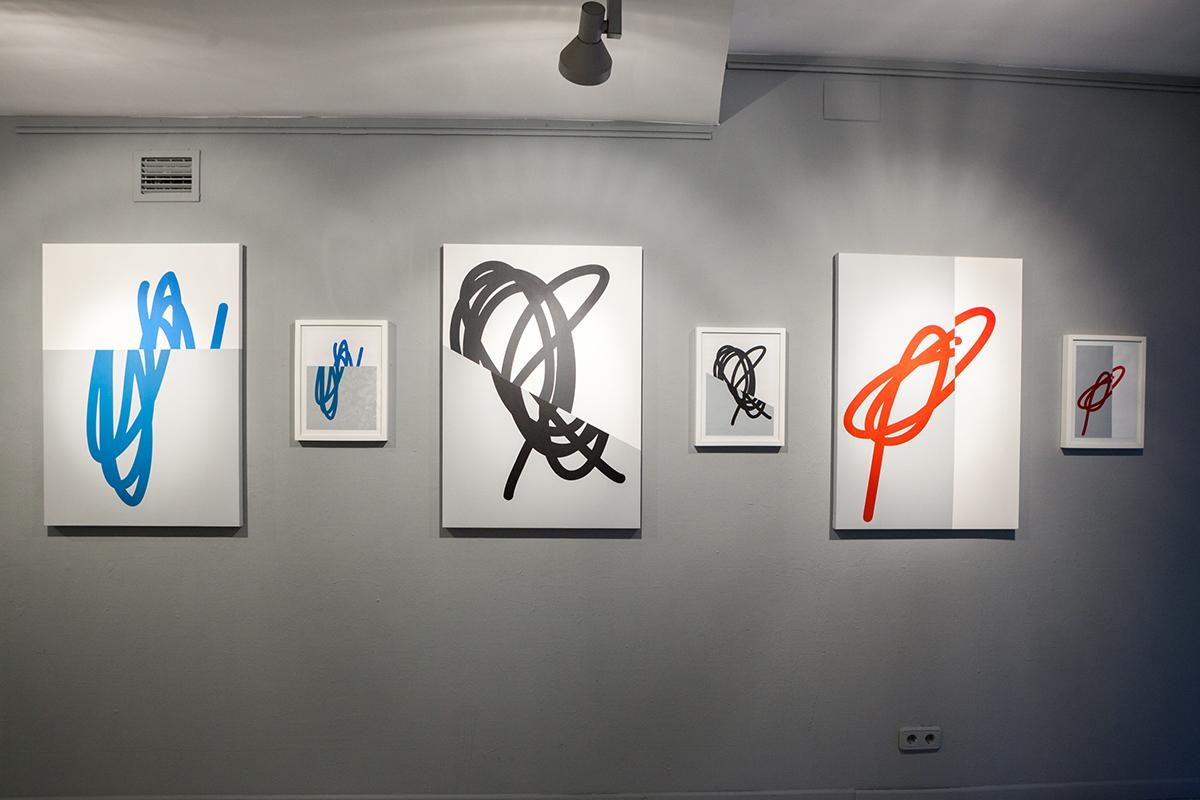 Pastel and Elian - Fallas @ Montana Gallery Barcelona