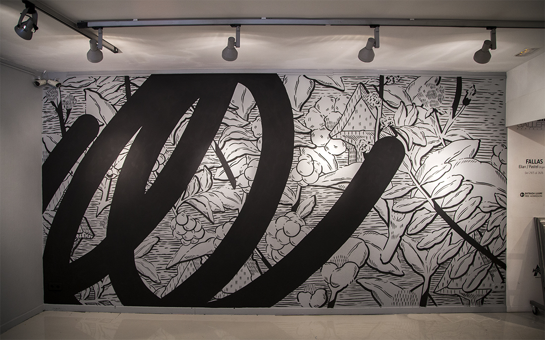 Fallas @ Montana Gallery Barcelona