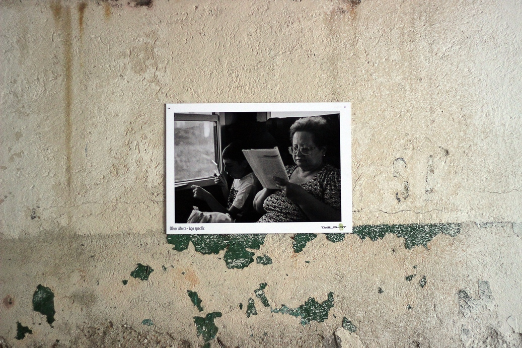 Oliver Merce/ Photo: Diana Ignissa