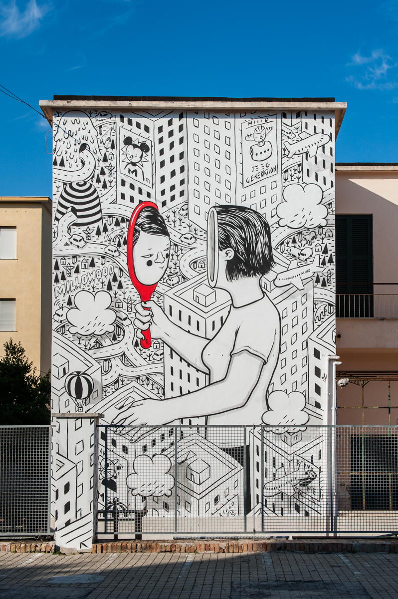 Millo in Gaeta / Photo: Flavia Fiengo