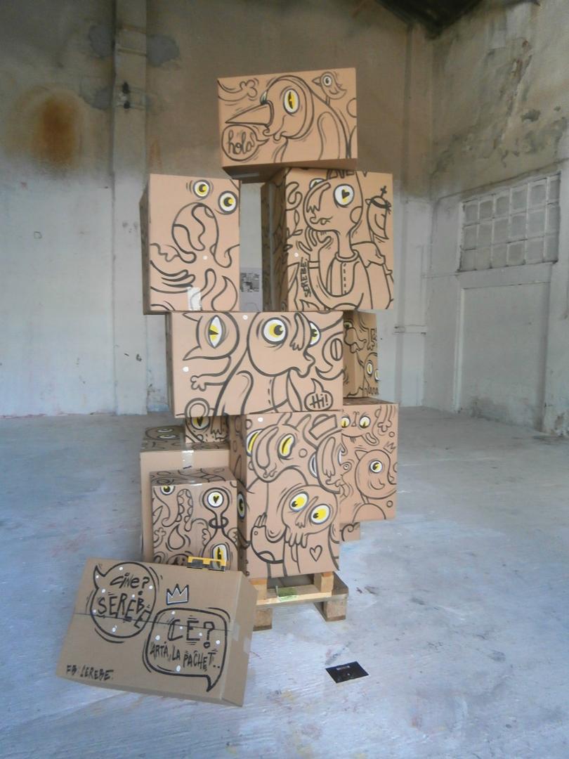 Serebe/ Photo: The re:art