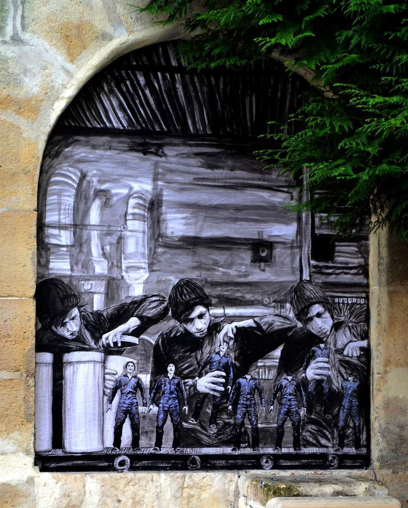 Charles Leval - The factory, Paris V