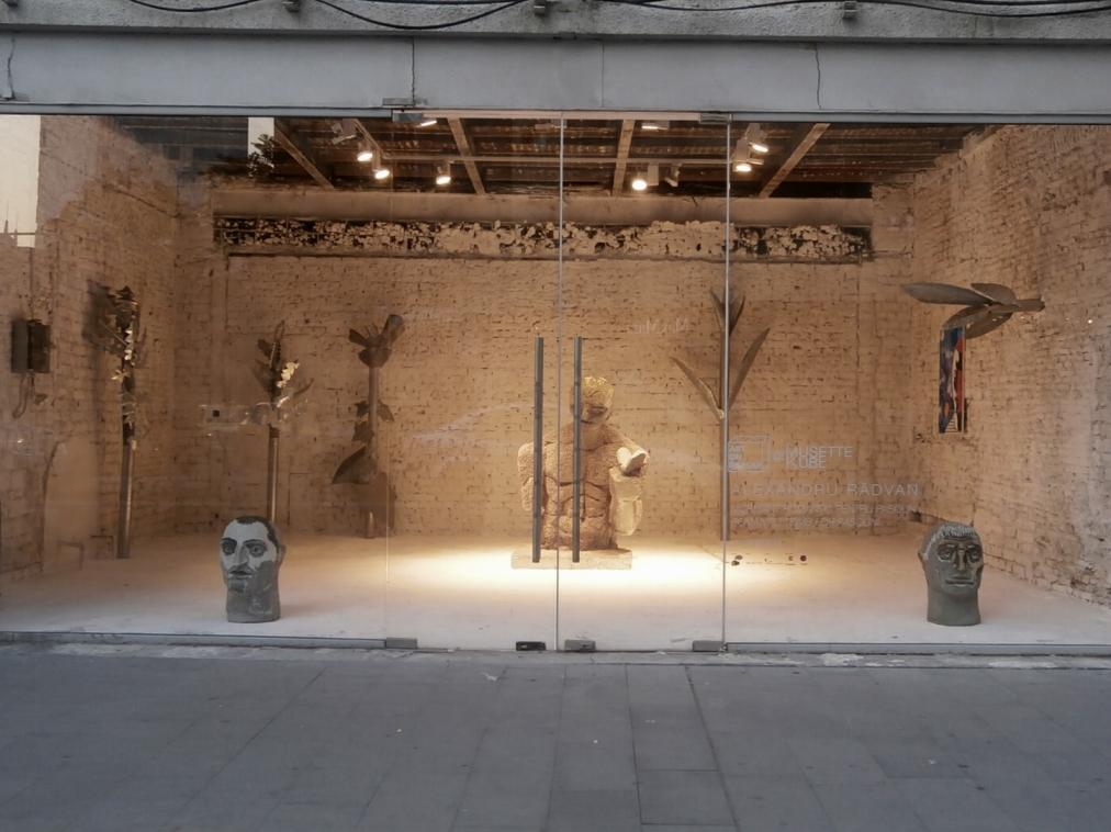 Alexandru Rădvan - Romantic Tomb for Pasolini