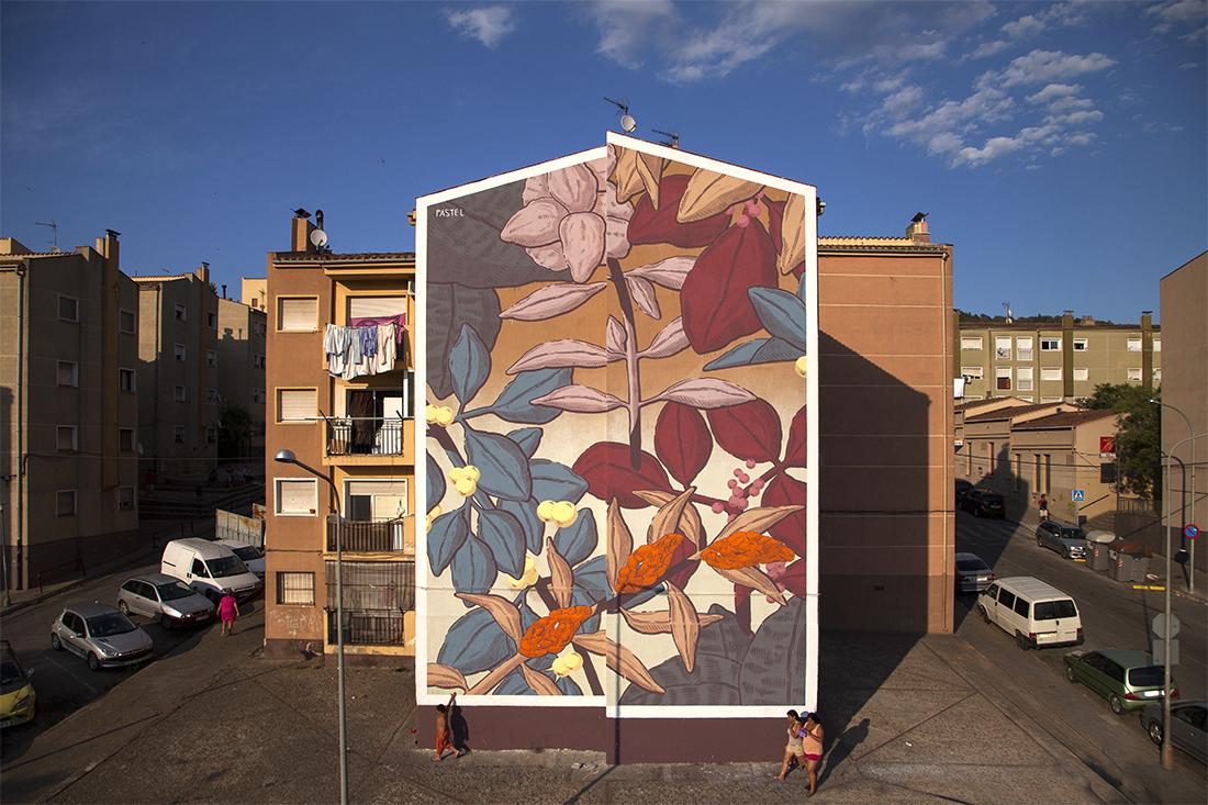 Pastel Milestone Project 2015