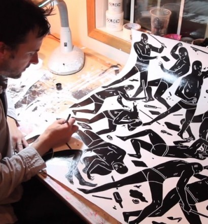 Cleon Peterson / The Creative Lives