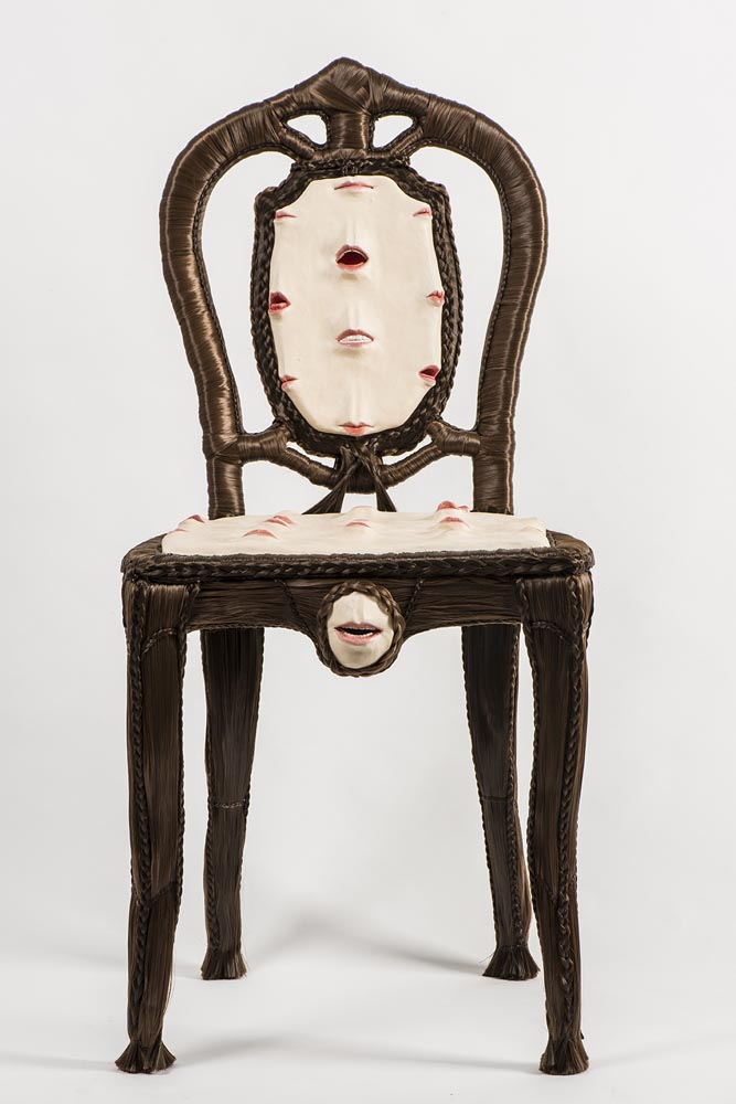 F. Roberts - Intimate Vestiges - The Chair
