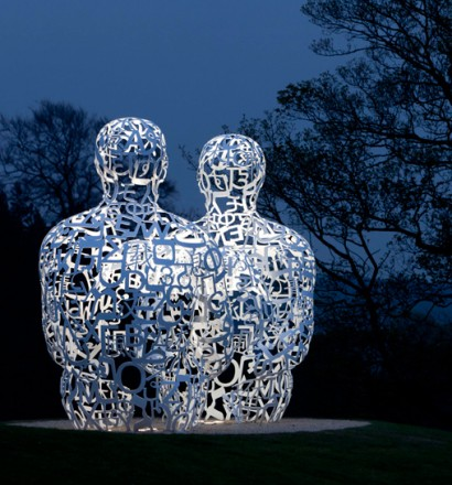 Jaume Plensa - Photo © Jonty Wilde