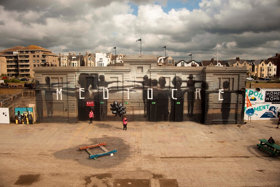 Axel Void - Mediocre Dismaland