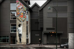 Martin Whatson / Photo © Ian Cox 2014 for Nuart