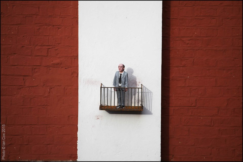 Isaac Cordal / Photo © Ian Cox