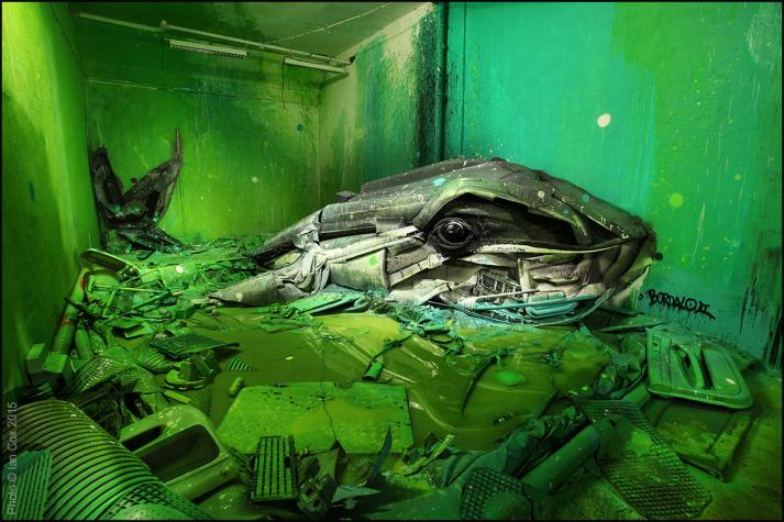 Bordalo II / Photo © Ian Cox