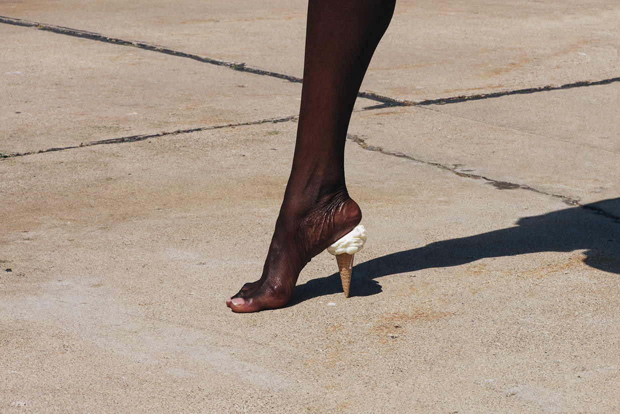 Brock Davis - High Heel (2015) / Image © the artist
