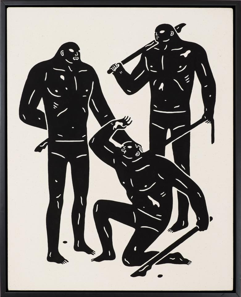 Cleon Peterson - Poison - I Am the Law
