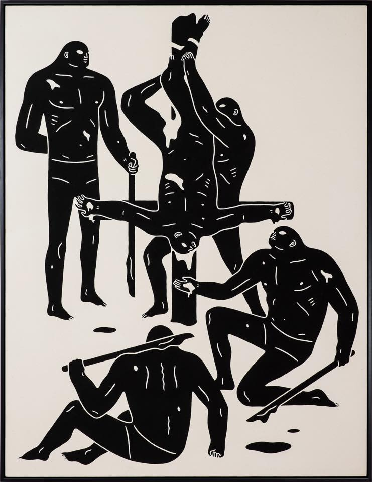 Cleon Peterson - Poison - King of Light