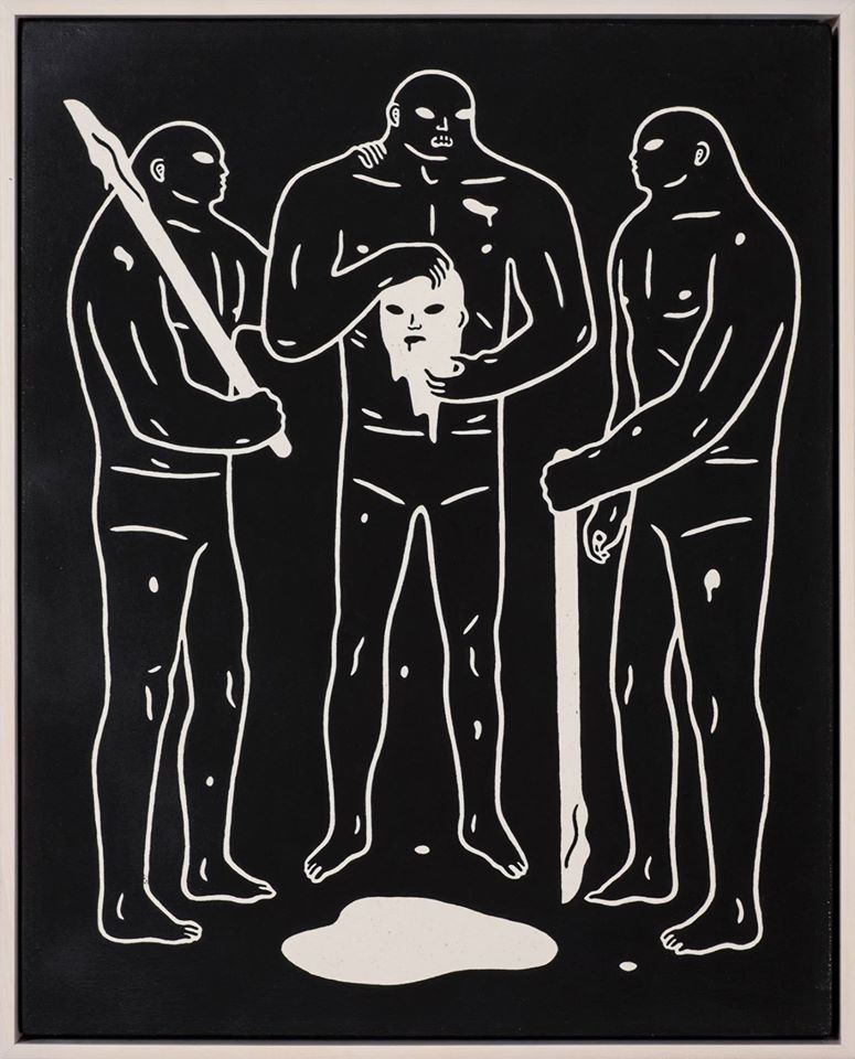 Cleon Peterson - Poison - Night Will Fall