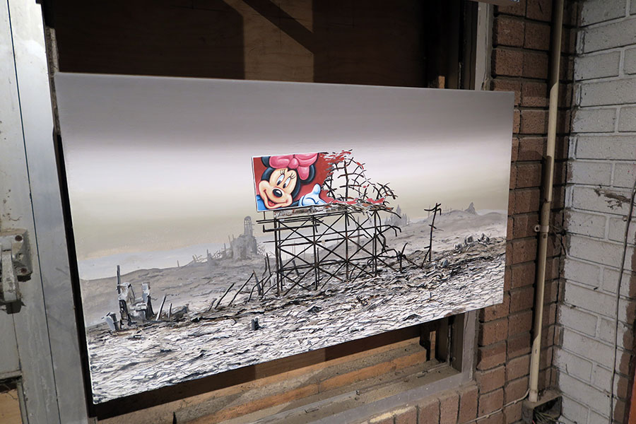 Jeff Gillette / Photo via Juxtapoz