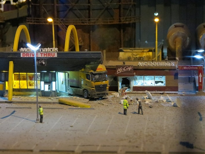 Jimmy Cauty / Photo by Ali M