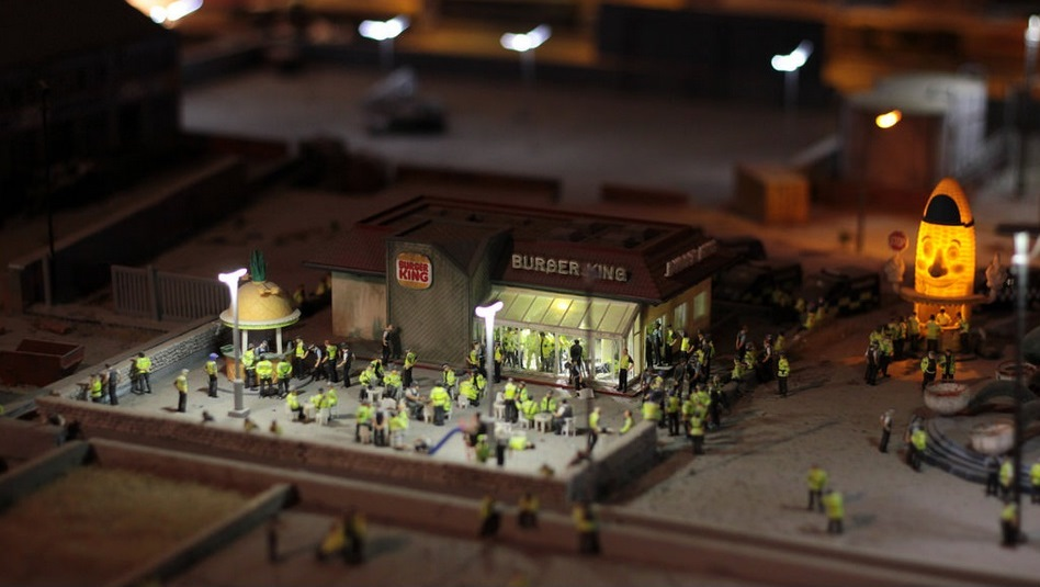 Jimmy Cauty / Photo by Benn Gunn Baker