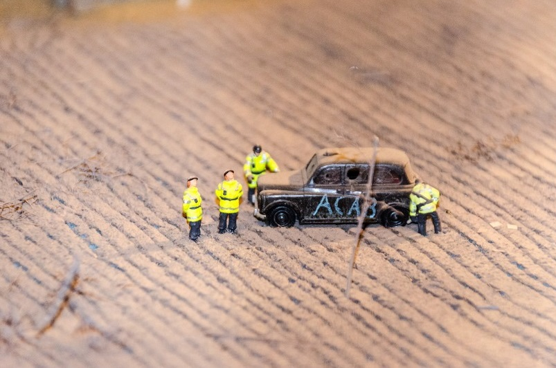 Jimmy Cauty / Photo by Geo.Warriors
