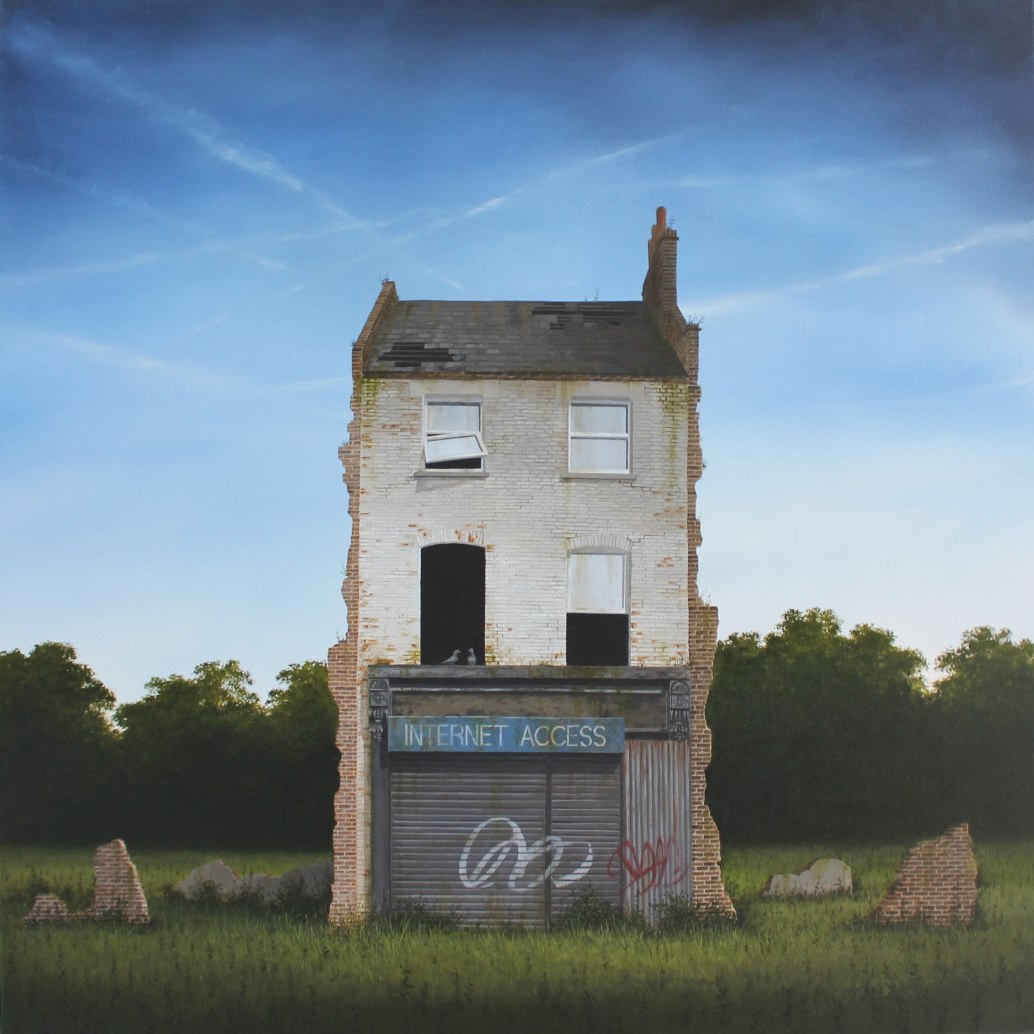 Lee Madgwick - Social Networking / Image © the artist