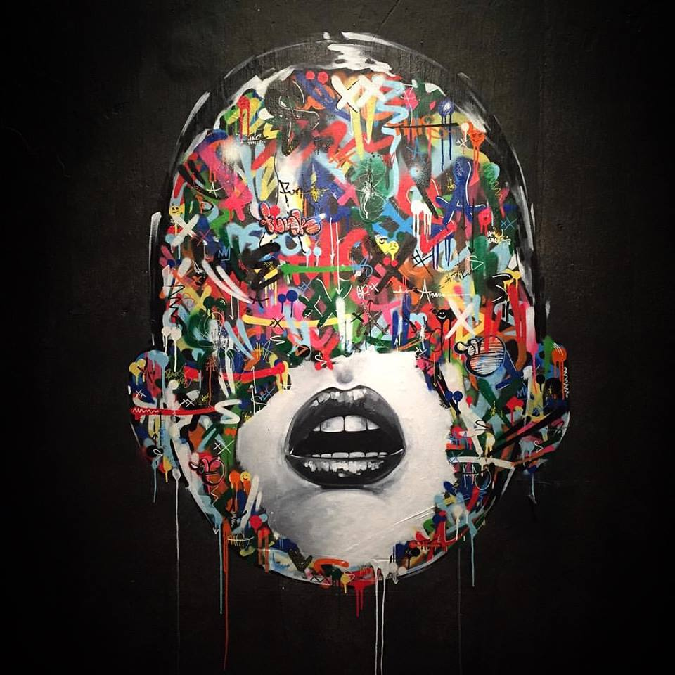 Sandra Chevrier and Martin Whatson