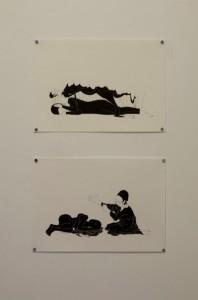 Daehyun Kim - PAIN-PROOF, 2014 / WEARING ME, 2011 / Lateral ArtSpace