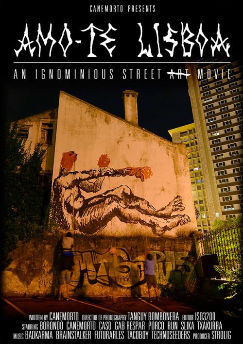 Amo-Te Lisboa Poster