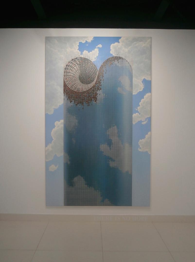 Roman Tolici - SIMVLACRVM @ Mobius Gallery
