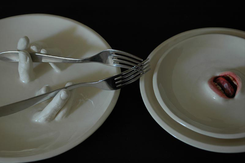 RonitBaranga - 'Self Feeding', 2010