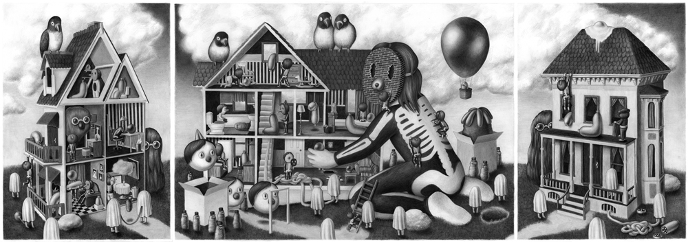 Amandine Urruty - Doll House