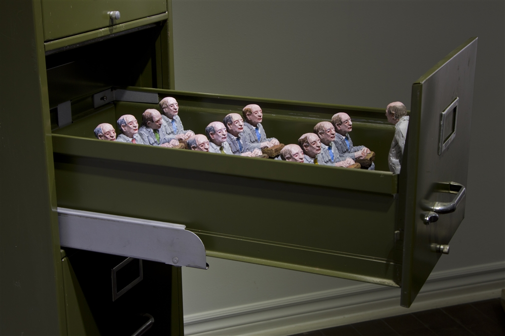 Isaac Cordal / Image © the artist