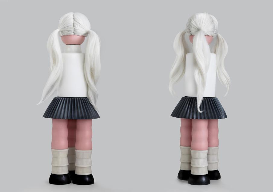 MonicaPiloni - Albino, Illegals series, 2010
