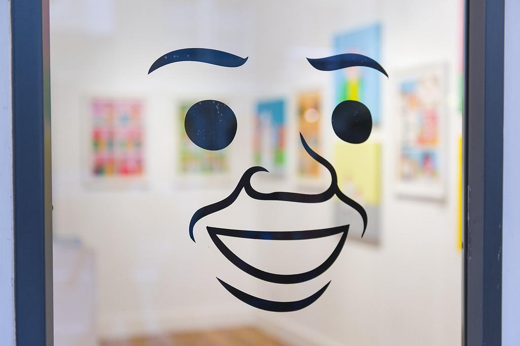 Joan Cornellà - opening Spoke Art / Photo: Shaun Roberts