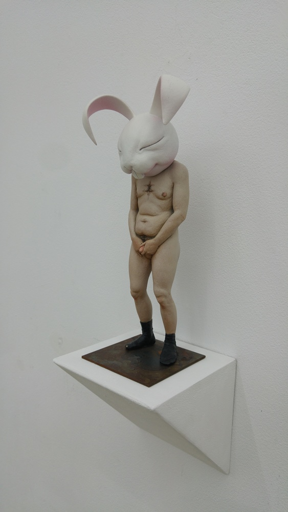 Samuel Salcedo - Half-Naked @ BAZIS contemporary art space