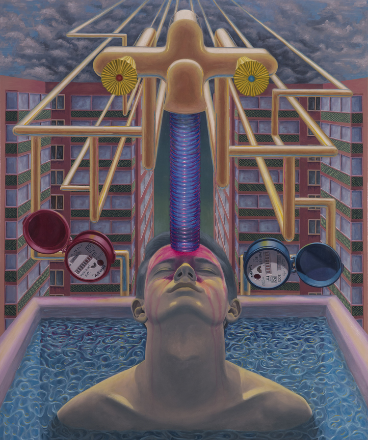 Victor Fota - Body-Spirit Cleansing System, 2015