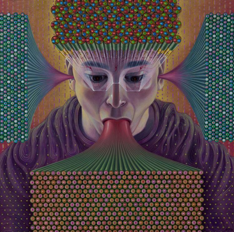 Victor Fota - Information Overload, 2016