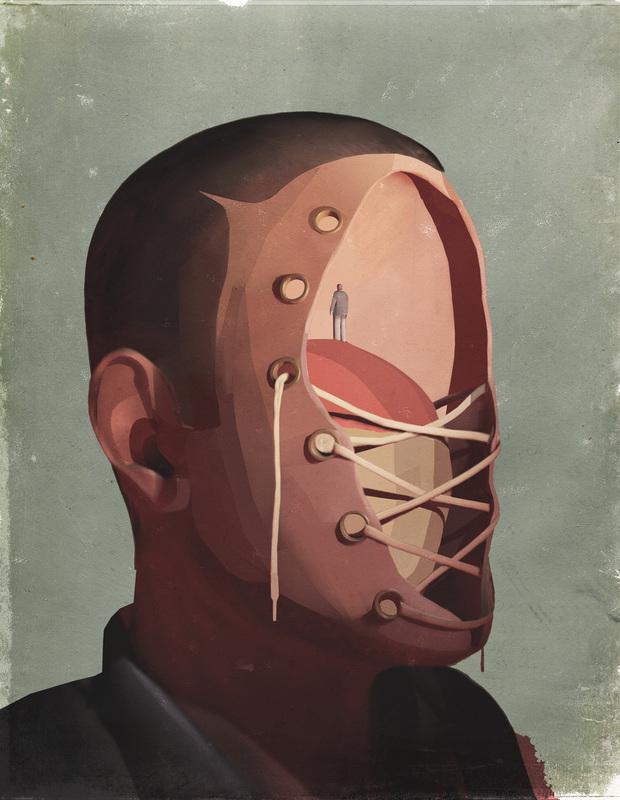 Stuart McReath - Sanctuary of the self
