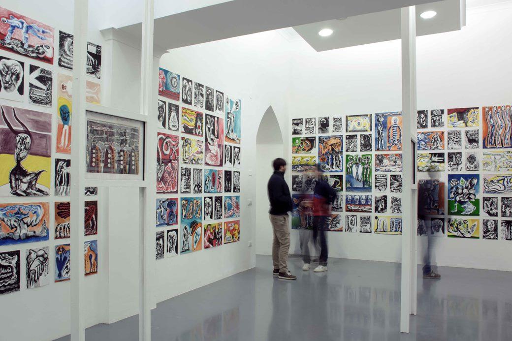 Canemorto & Carlo Zinelli @ Altrove Gallery
