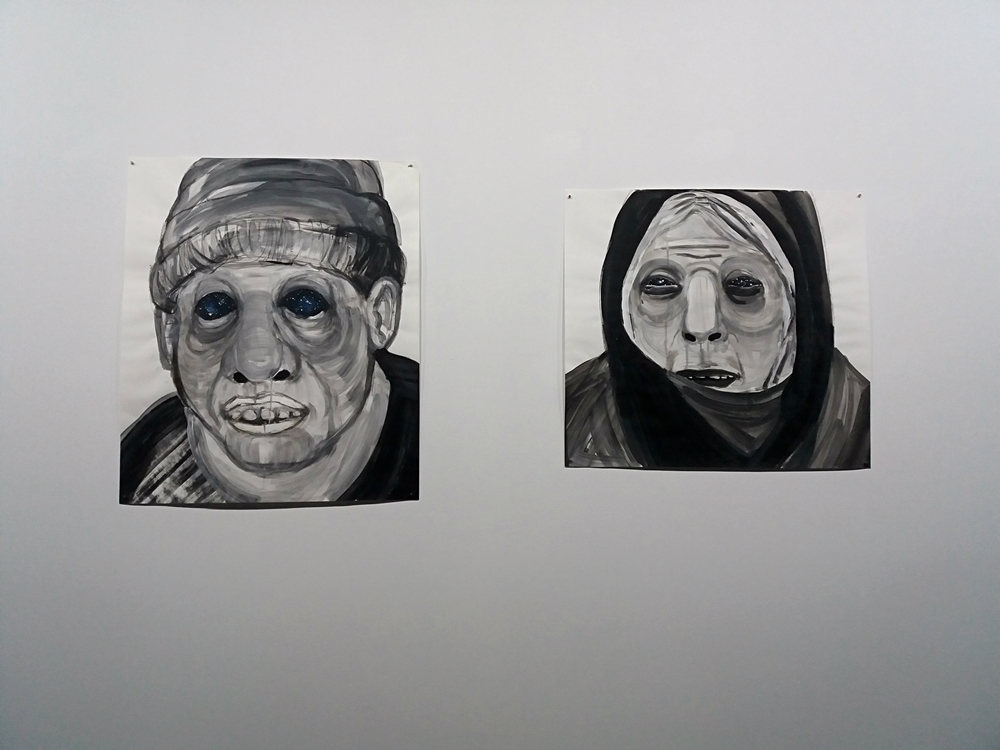 Lea Rasovszky - Dig The Inbetween exhibition