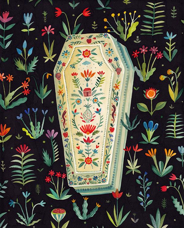 Aitch - Coffin