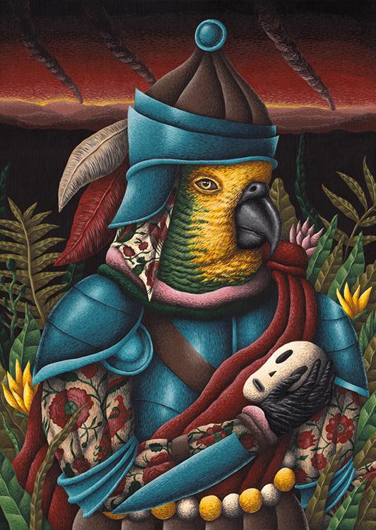 Saddo - Skull of The Enemy